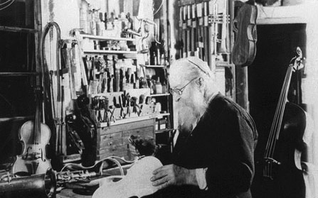 Joseph Hannaford, patriarch of a prominent musical family from the Australian Christian Israelites was an accomplished instrument maker.  Once at the colony, Joseph set up business and with other craftsmen produced musical instruments for many years.