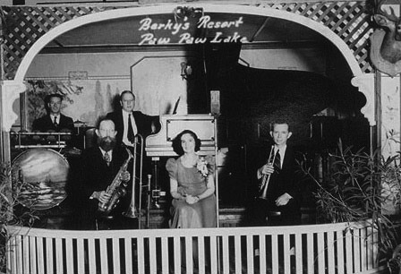 Never again would the House of David field road bands.  But music would continue to be an important part of the entertainment at Eden Springs Park and other local venues.